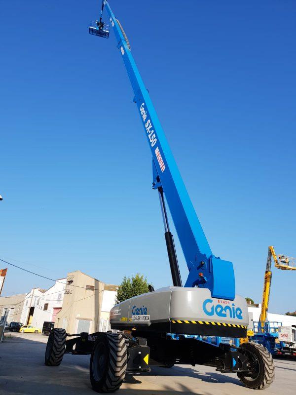 Venta de brazo telescópico con capacidad de carga de 340 kg