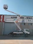 Venta de camión cesta con capacidad de carga de 200 kg