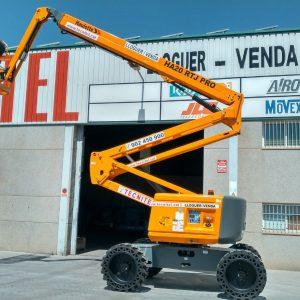 Venta de brazo articulado con capacidad de carga de 277 kg