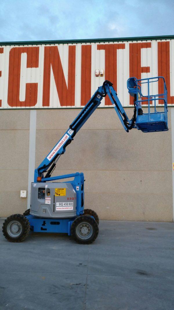 Venta de brazo articulado diésel con capacidad de carga de 227 kg