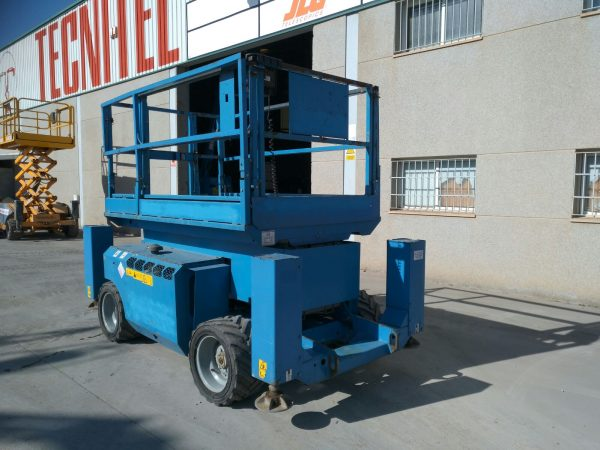 Venta de plataforma de tijera con capacidad de elevación de 454 kg
