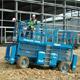 Venta de plataforma de tijera diésel de 18 metros