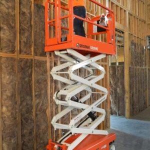 Venta de plataforma de tijera eléctrica de 8 metros